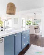 Gorgeous Blue And White Kitchen Design Ideas To Try 24
