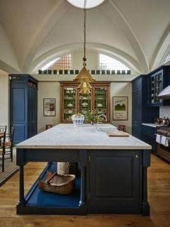 Gorgeous Blue And White Kitchen Design Ideas To Try 29