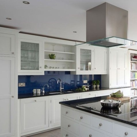 Gorgeous Blue And White Kitchen Design Ideas To Try 35