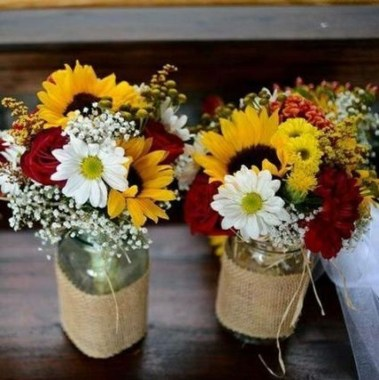 Magnificient Fall Wedding Centerpieces Ideas To Copy Asap 08