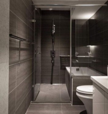 Marvelous Bathroom Design Ideas With Small Tubs 21