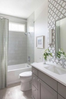 Marvelous Bathroom Design Ideas With Small Tubs 24