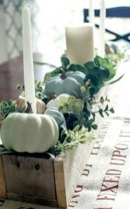 Rustic Diy Fall Centerpiece Ideas For Your Home Décor 04