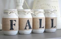 Rustic Diy Fall Centerpiece Ideas For Your Home Décor 22