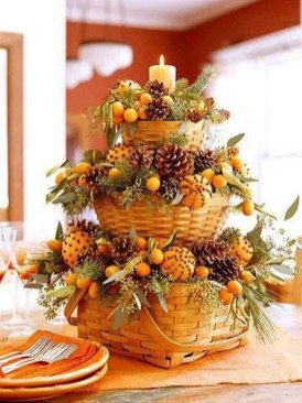 Rustic Diy Fall Centerpiece Ideas For Your Home Décor 25