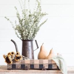 Rustic Diy Fall Centerpiece Ideas For Your Home Décor 29