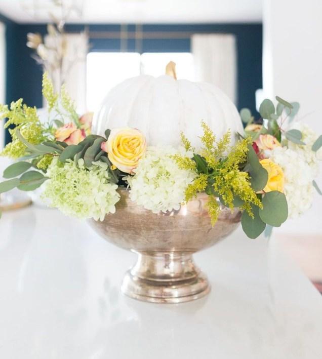 Rustic Diy Fall Centerpiece Ideas For Your Home Décor 37