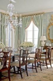 Unusual Traditional Dining Room Design Ideas That Looks Elegant 07