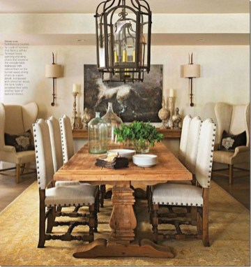 Unusual Traditional Dining Room Design Ideas That Looks Elegant 08
