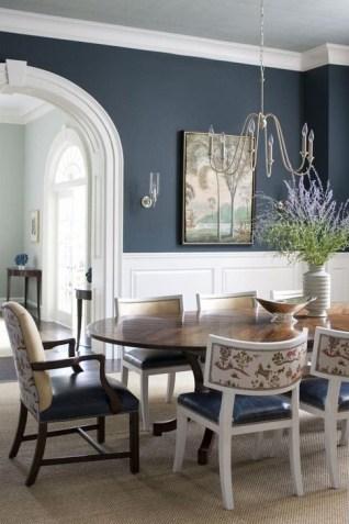 Unusual Traditional Dining Room Design Ideas That Looks Elegant 12