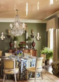 Unusual Traditional Dining Room Design Ideas That Looks Elegant 23