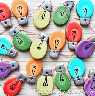 Adorable Diy Christmas Lights Cookies Ideas For Your Décor That Looks Cool06