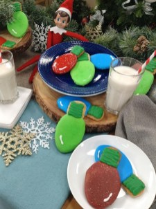 Adorable Diy Christmas Lights Cookies Ideas For Your Décor That Looks Cool12