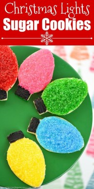 Adorable Diy Christmas Lights Cookies Ideas For Your Décor That Looks Cool26