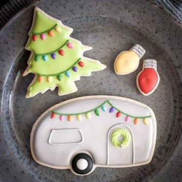 Adorable Diy Christmas Lights Cookies Ideas For Your Décor That Looks Cool31