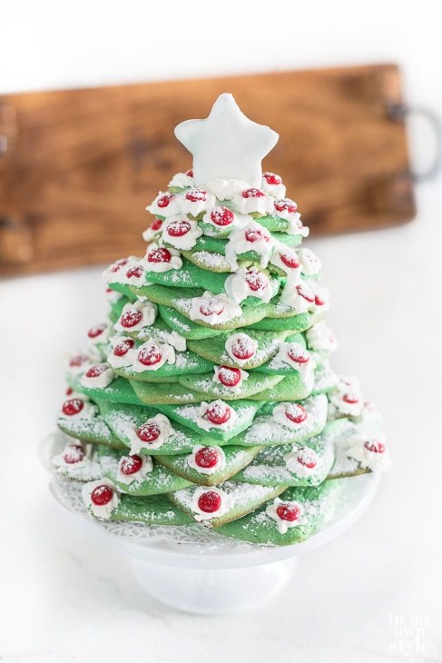 Adorable Diy Christmas Lights Cookies Ideas For Your Décor That Looks Cool36