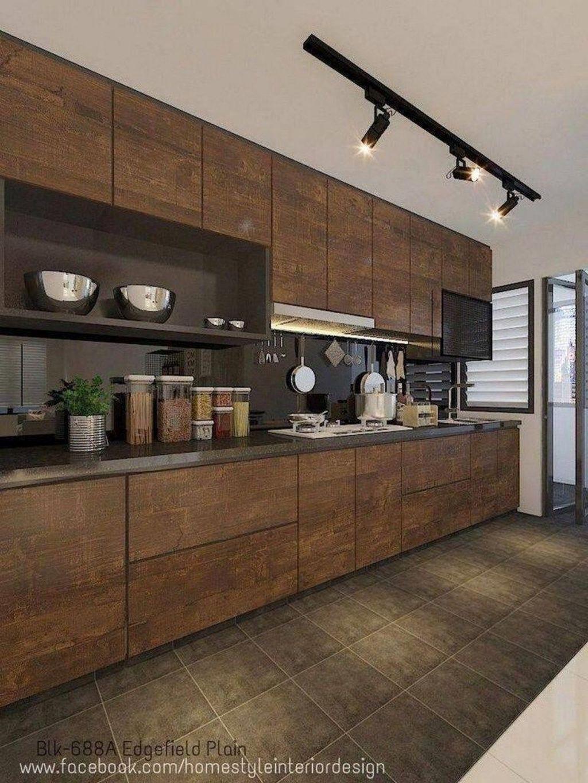 Adorable Kitchen Design Ideas That Looks Elegant40