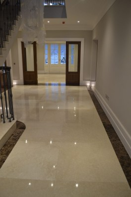 Affordable Marble Tiles Design Ideas In The Wooden Floor06