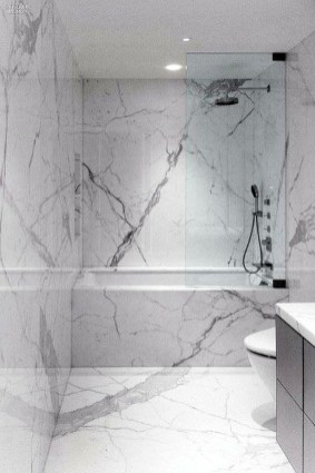 Affordable Marble Tiles Design Ideas In The Wooden Floor42