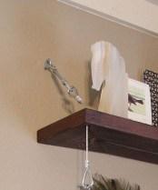 Awesome Diy Turnbuckle Shelf Ideas To Beautify Interior Decor10