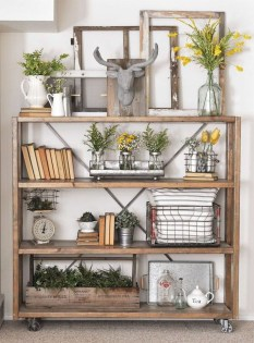 Awesome Diy Turnbuckle Shelf Ideas To Beautify Interior Decor12