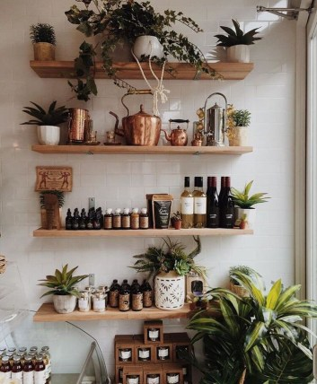 Awesome Diy Turnbuckle Shelf Ideas To Beautify Interior Decor16