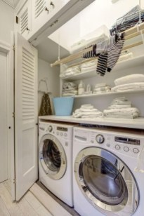 Awesome Laundry And Clothesline Design Ideas To Copy Right Now11
