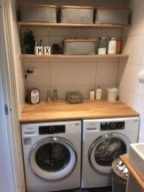 Awesome Laundry And Clothesline Design Ideas To Copy Right Now21