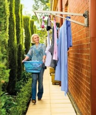 Awesome Laundry And Clothesline Design Ideas To Copy Right Now26