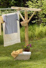 Awesome Laundry And Clothesline Design Ideas To Copy Right Now30