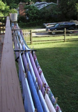 Awesome Laundry And Clothesline Design Ideas To Copy Right Now44