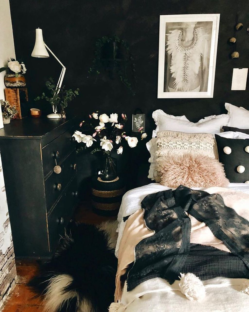 Best Witchy Apartment Bedroom Design To Try Asap23