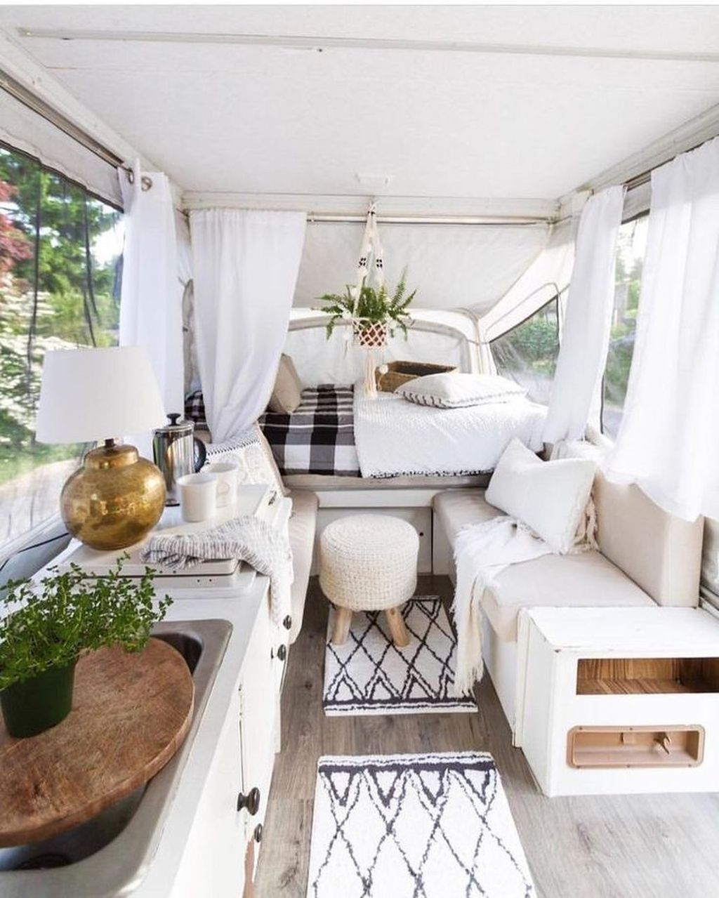 Brilliant Organize Ideas For First Rv Living Design To Try Asap37