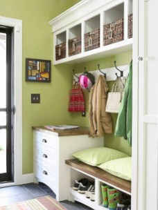 Delightful Mudroom Storage Design Ideas To Have Soon10