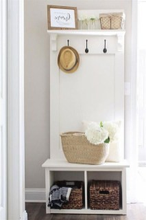 Delightful Mudroom Storage Design Ideas To Have Soon23
