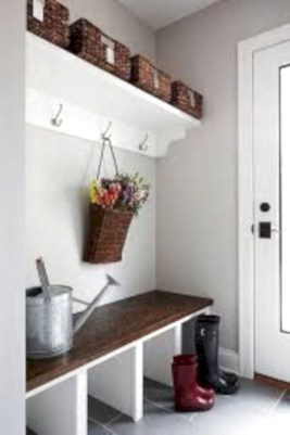 Delightful Mudroom Storage Design Ideas To Have Soon24
