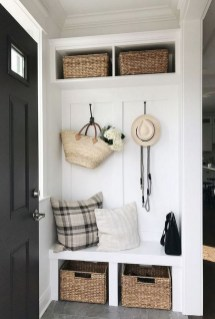 Delightful Mudroom Storage Design Ideas To Have Soon28