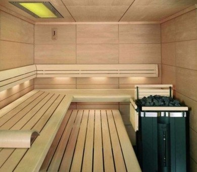 Excellent Palette Sauna Room Design Ideas For Winter Decoration To Try07