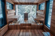 Excellent Palette Sauna Room Design Ideas For Winter Decoration To Try11
