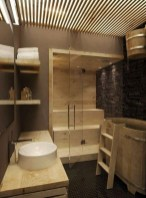 Excellent Palette Sauna Room Design Ideas For Winter Decoration To Try24