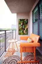 Impressive Fall Apartment Balcony Decorating Ideas To Try11