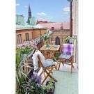 Impressive Fall Apartment Balcony Decorating Ideas To Try37