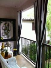 Impressive Fall Apartment Balcony Decorating Ideas To Try42