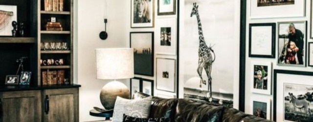 Popular Gallery Collection Wall Design Ideas To Try In The Living Room29