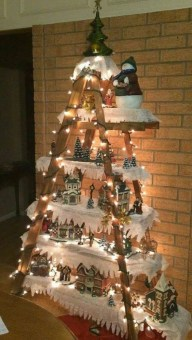 Stunning Diy Outdoor Decoration Ideas For Christmas That Looks Cool28