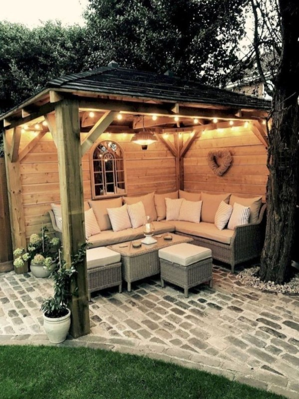 Stunning Home Patio Design Ideas To Try Today48