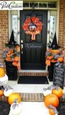 Unique Halloween Porch Ideas On A Budget24