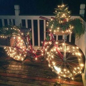 Wonderful Interior And Exterior Atmosphere Ideas For Christmas Décor To Copy32