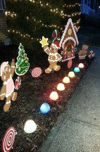 Astonishing Holiday Decorating Ideas With Lights To Try This Season 10