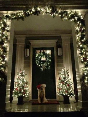 Astonishing Holiday Decorating Ideas With Lights To Try This Season 36